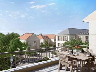 Programme immobilier neuf Isle Adam - Le clos du lys - Residence Principale