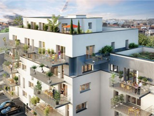 Programme immobilier neuf Madeleine - Melezime - Residence Principale