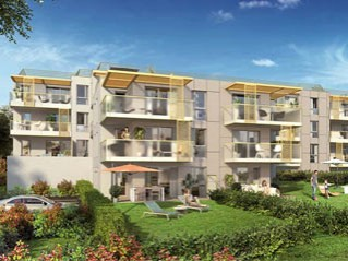 Programme immobilier neuf Lentilly - Cote vallon - Residence Principale