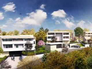 Programme immobilier neuf Montpellier - Les terrasses de saint loup - Residence Principale