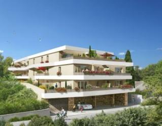 Programme immobilier neuf Castelnau le Lez - Castel-Rochet - Residence Principale