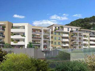 Programme immobilier neuf Drap - Fleur de lin - Residence Principale