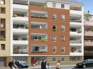 Programme immobilier neuf Saint Raphaël - Le florilege - Residence Principale