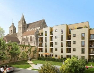 Programme immobilier neuf Caen - La Providence - Residence Principale