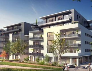Programme immobilier neuf Viry - ESPRIT NATURE - Residence Principale