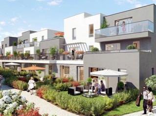 Programme immobilier neuf Éragny - Empreinte - Residence Principale