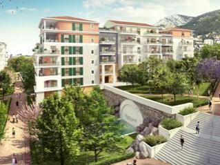 Programme immobilier neuf Toulon - Font-pré le verger d'iris - Residence Principale