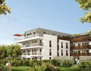 Programme immobilier neuf Vannes - Les Allées Françoise d'Amboise - Residence Principale