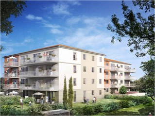 Programme immobilier neuf Villars les Dombes - L'ecrin de dombes - Loi Pinel, Residence Principale