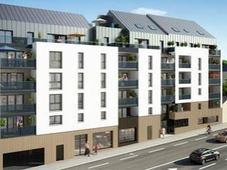 Programme immobilier neuf Nantes - Villa donatien - Residence Principale