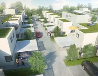 Programme immobilier neuf Saint Jean de Gonville - Eden Square - Residence Principale