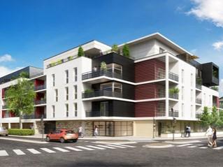Programme immobilier neuf Joué lès Tours - Via agora - Residence Principale