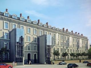 Programme immobilier neuf Reims - Résidence colbert - Statut LMP, Statut LMNP, Loi Censi-Bouvard