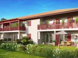 Programme immobilier neuf Ustaritz - Bakea - Residence Principale