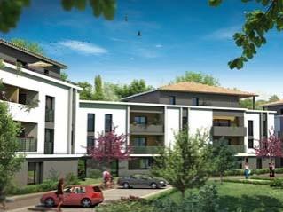 Programme immobilier neuf Balma - Les allées de naïa - Residence Principale - Investir en immobilier neuf Balma