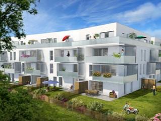 Programme immobilier neuf Vannes - Les rives de tohannic - Residence Principale