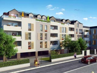 Programme immobilier neuf Esbly - Atout coeur - Residence Principale - Investir en immobilier neuf Esbly