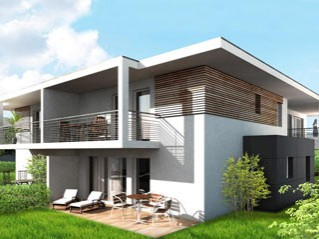 Programme immobilier neuf Messery - Belvederes-leman - Loi Pinel, Residence Principale