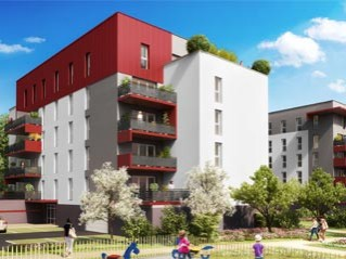 Programme immobilier neuf Angers - Appy - Residence Principale