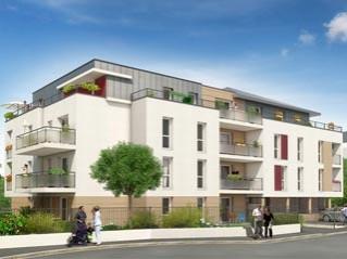 Programme immobilier neuf Tours - Villa réale - Residence Principale