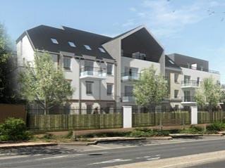 Programme immobilier neuf Orléans - Avant scene - Residence Principale