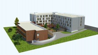 Programme immobilier neuf Noisy le Roi - Résidence de maintenon - Statut LMP, Statut LMNP, Loi Censi-Bouvard
