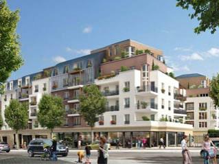 Programme immobilier neuf Châtillon - Premieres loges - Residence Principale
