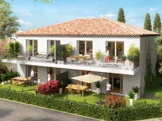 Programme immobilier neuf Istres - Le hameau - Residence Principale