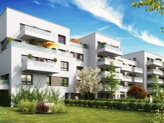 Programme immobilier neuf Strasbourg - Sunside - Residence Principale