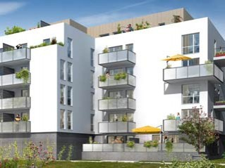 Programme immobilier neuf Villeurbanne - Terreo - Residence Principale