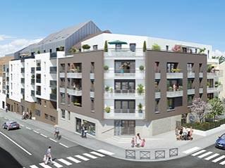 Programme immobilier neuf Nantes - Acte ii - villa donatien - Residence Principale