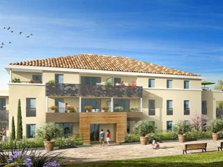 Programme immobilier neuf Six Fours les Plages - Residence lyloa - Residence Principale