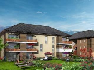 Programme immobilier neuf Saint Laurent du Pont - Les allees de la chartreuse - Loi Pinel, Residence Principale