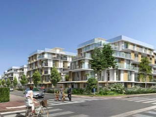 Programme immobilier neuf Vanves - Niwa - Residence Principale