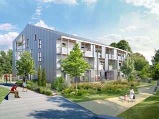 Programme immobilier neuf Carquefou - Le parc de flore - Residence Principale