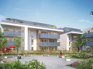 Programme immobilier neuf Mérignac - Latitude 40 - Residence Principale