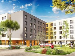 Programme immobilier neuf Caen - Cambridge - Statut LMP, Statut LMNP, Loi Censi-Bouvard