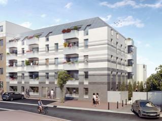 Programme immobilier neuf Pré Saint Gervais - L'ecrin - Residence Principale