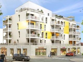 Programme immobilier neuf Saint Malo - Les allÉes de l'hippodrome - Residence Principale