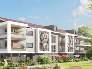 Programme immobilier neuf Douvaine - Perspectiv - Residence Principale