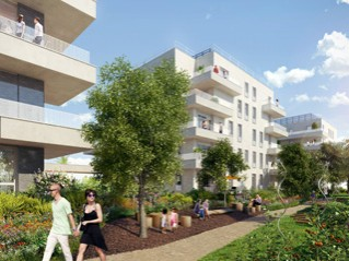 Programme immobilier neuf Nanterre - Initial - Residence Principale