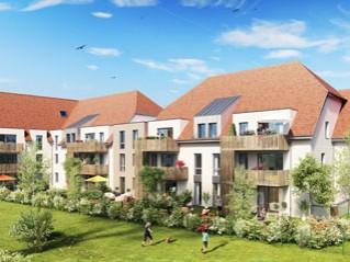 Programme immobilier neuf Schiltigheim - Bulle de verre - Residence Principale