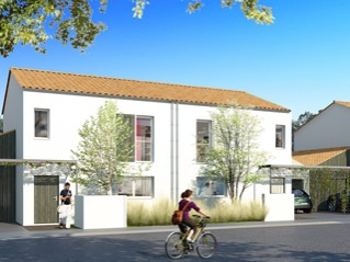 Programme immobilier neuf Lagord - Les jardins du moulin - Residence Principale