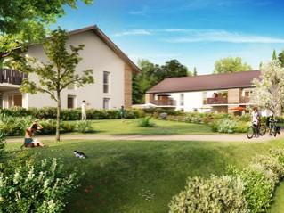 Programme immobilier neuf Saint Martin Bellevue - Au fil de l'Ô - Residence Principale