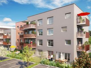 Programme immobilier neuf Petit Couronne - La clef des bois - Residence Principale