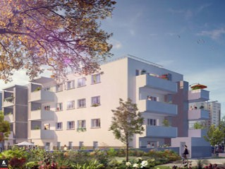 Programme immobilier neuf Vénissieux - Indigo - Residence Principale