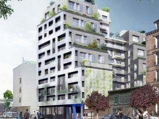 Programme immobilier neuf Issy les Moulineaux - Issy xv aime - Residence Principale