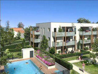 Programme immobilier neuf Lentilly - Cote nature - Residence Principale