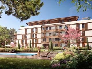 Programme immobilier neuf Tassin la Demi Lune - Le jardin baccara - Loi Pinel, Residence Principale