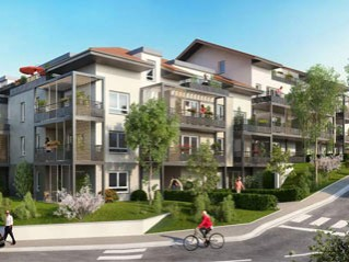 Programme immobilier neuf Annecy le Vieux - Inspiration - Loi Pinel, Residence Principale